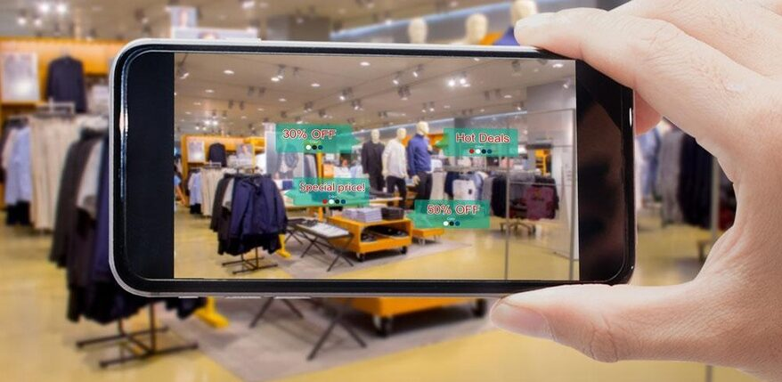E-Commerces Fight with Augmented Reality